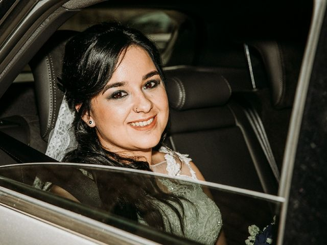 La boda de Marcos y Vanessa en Oseira, Orense 32
