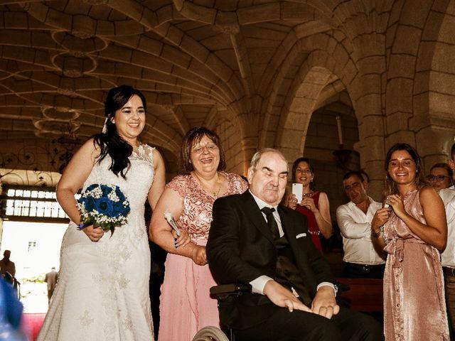 La boda de Marcos y Vanessa en Oseira, Orense 36