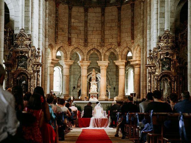 La boda de Marcos y Vanessa en Oseira, Orense 38