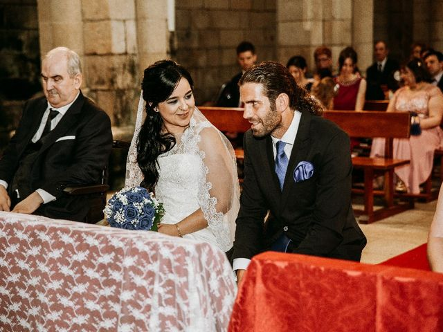 La boda de Marcos y Vanessa en Oseira, Orense 39
