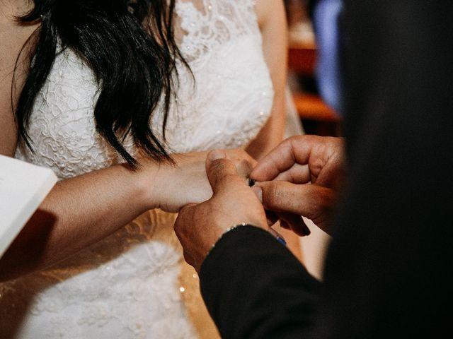La boda de Marcos y Vanessa en Oseira, Orense 41