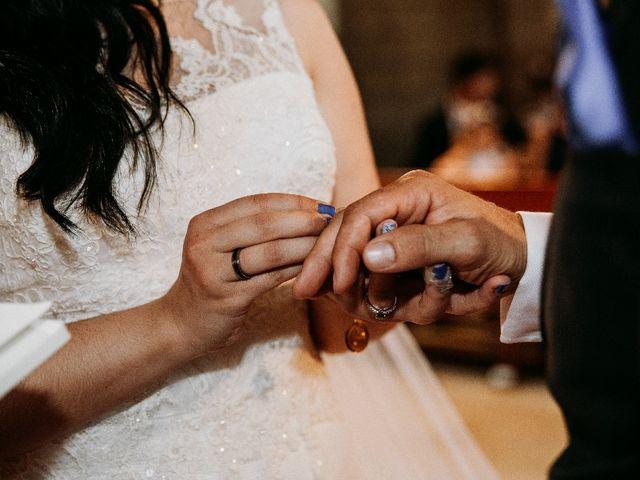 La boda de Marcos y Vanessa en Oseira, Orense 42
