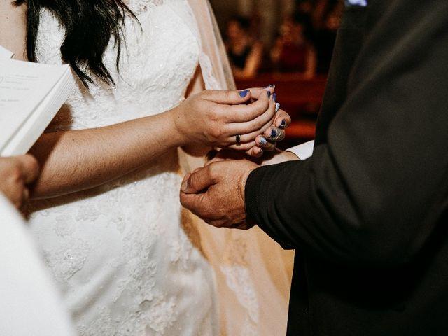 La boda de Marcos y Vanessa en Oseira, Orense 43