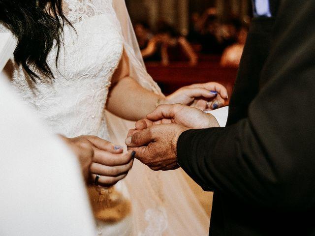 La boda de Marcos y Vanessa en Oseira, Orense 44