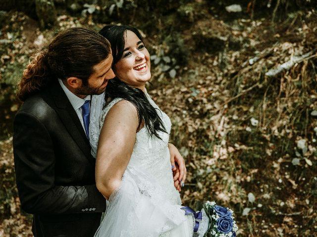 La boda de Marcos y Vanessa en Oseira, Orense 54