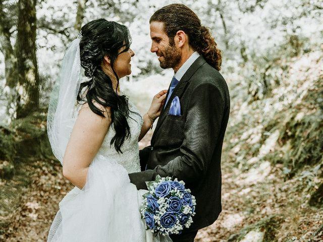 La boda de Marcos y Vanessa en Oseira, Orense 56