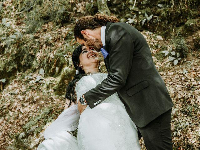 La boda de Marcos y Vanessa en Oseira, Orense 57