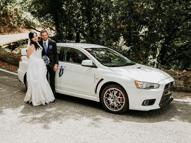 La boda de Marcos y Vanessa en Oseira, Orense 58