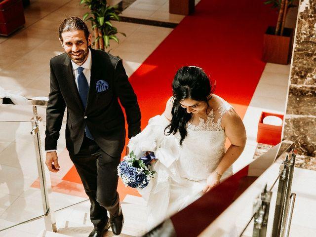 La boda de Marcos y Vanessa en Oseira, Orense 59