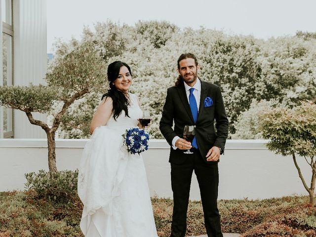 La boda de Marcos y Vanessa en Oseira, Orense 60
