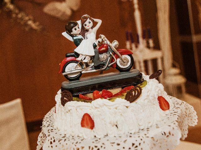 La boda de Marcos y Vanessa en Oseira, Orense 62