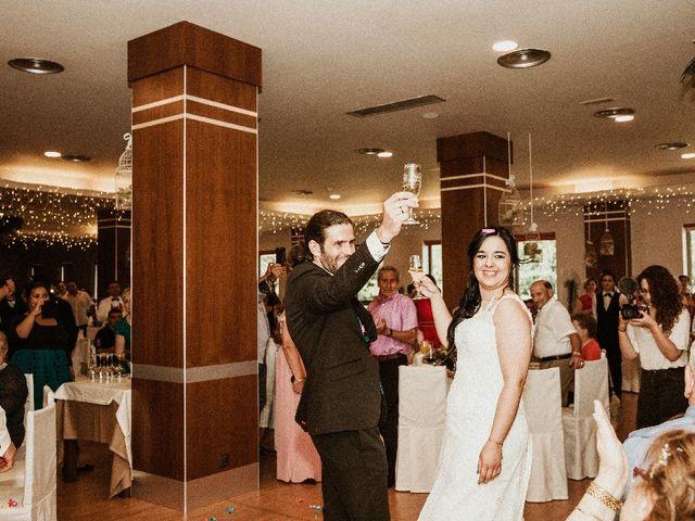 La boda de Marcos y Vanessa en Oseira, Orense 63