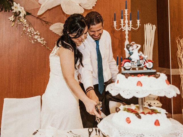 La boda de Marcos y Vanessa en Oseira, Orense 64