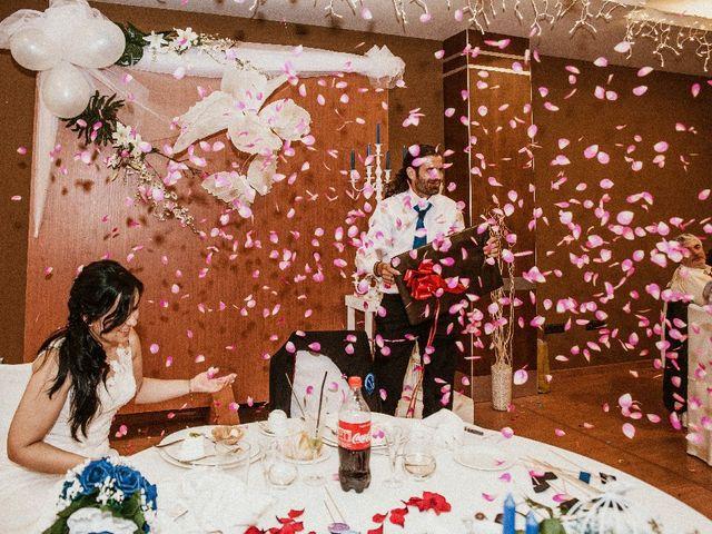 La boda de Marcos y Vanessa en Oseira, Orense 65