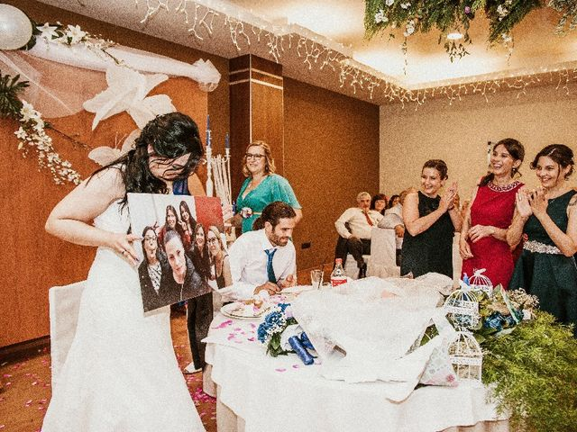 La boda de Marcos y Vanessa en Oseira, Orense 67