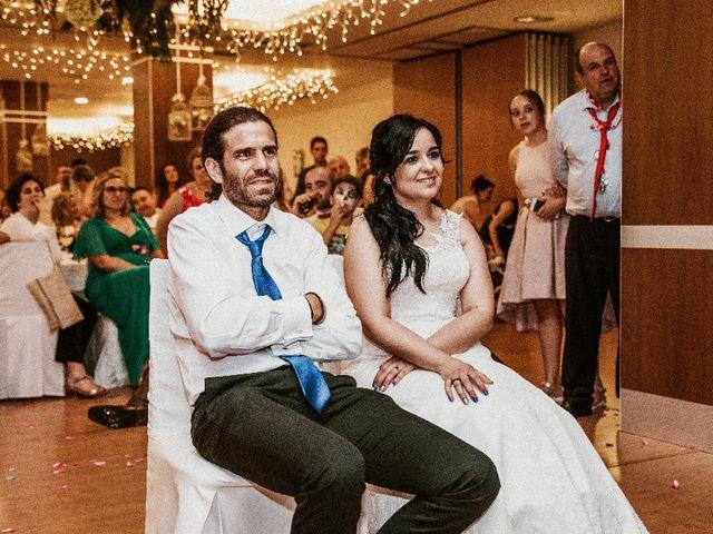 La boda de Marcos y Vanessa en Oseira, Orense 72