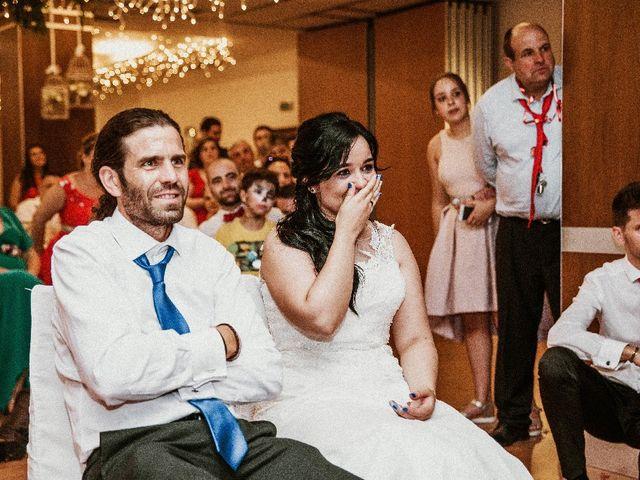 La boda de Marcos y Vanessa en Oseira, Orense 73
