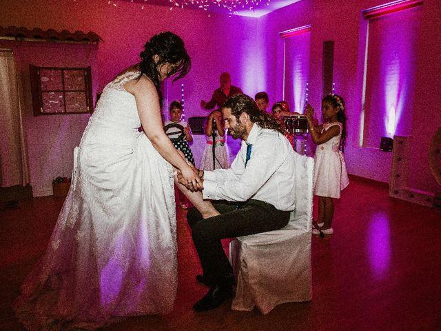 La boda de Marcos y Vanessa en Oseira, Orense 76