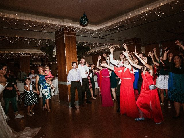 La boda de Marcos y Vanessa en Oseira, Orense 78