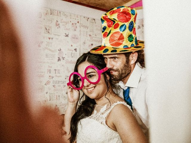 La boda de Marcos y Vanessa en Oseira, Orense 79