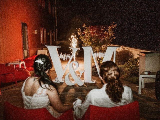 La boda de Marcos y Vanessa en Oseira, Orense 80