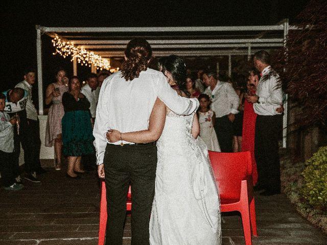 La boda de Marcos y Vanessa en Oseira, Orense 82