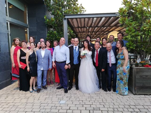 La boda de Miguel y Nuria en Alcalá De Henares, Madrid 2