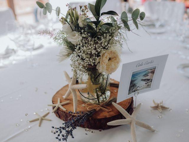 La boda de Jaume y Estefanía en Cala Conta, Islas Baleares 21