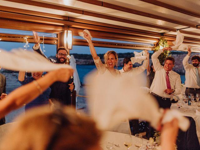 La boda de Jaume y Estefanía en Cala Conta, Islas Baleares 25