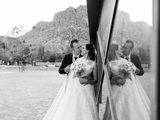 La boda de Rocio y Francis
