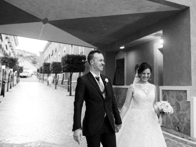 La boda de Francis y Rocio en Archena, Murcia 82