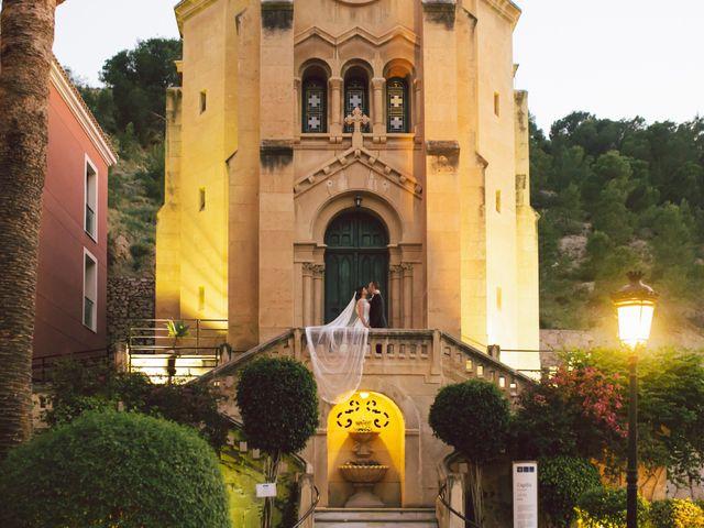 La boda de Francis y Rocio en Archena, Murcia 90