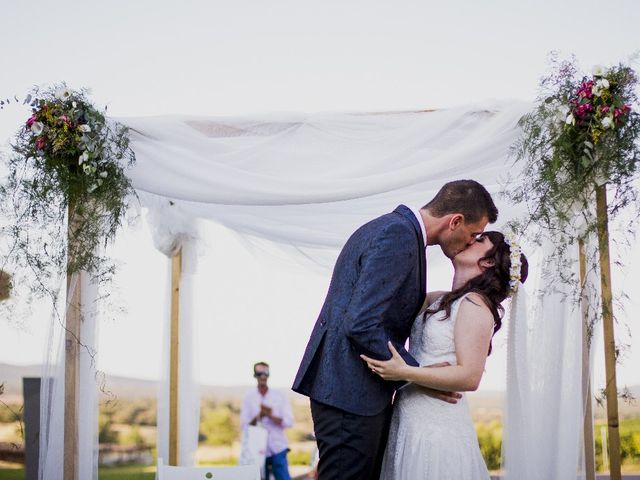 La boda de Celia y David