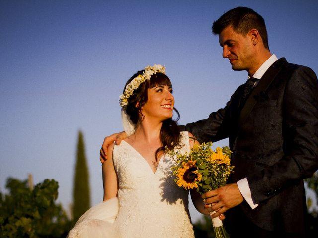 La boda de David y Celia en Ciudad Real, Ciudad Real 1