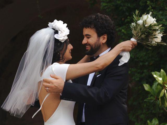 La boda de Layla y Harum
