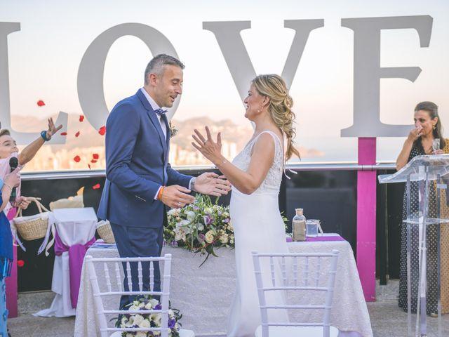 La boda de Marina y Carlos