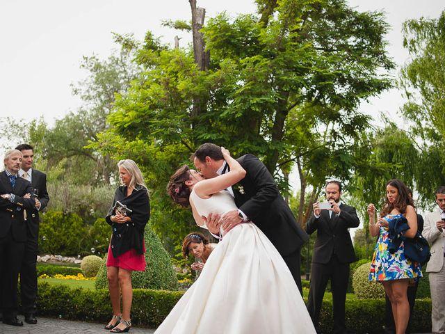 La boda de Gonzalo y Lara en Collado Villalba, Madrid 6