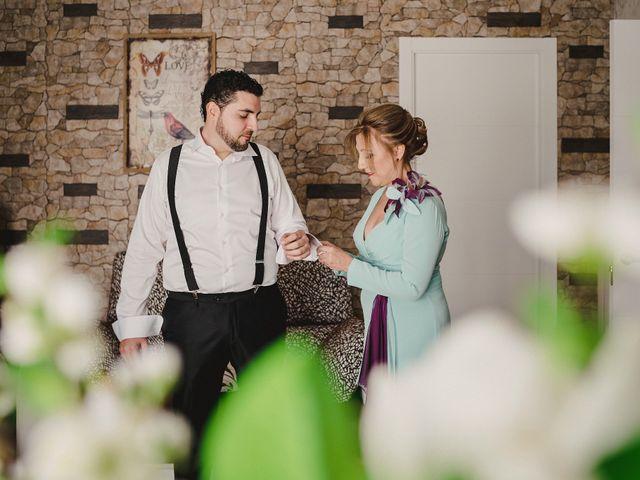 La boda de Rubén y Flor en Puertollano, Ciudad Real 8