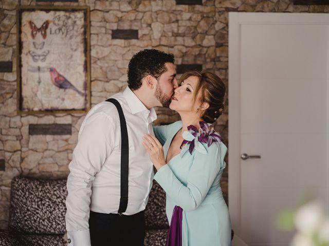 La boda de Rubén y Flor en Puertollano, Ciudad Real 10