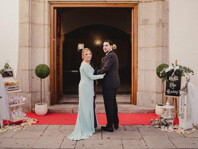 La boda de Rubén y Flor en Puertollano, Ciudad Real 37