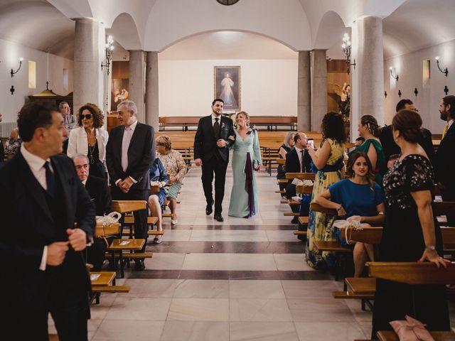 La boda de Rubén y Flor en Puertollano, Ciudad Real 38