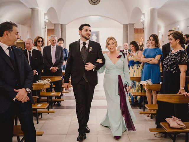La boda de Rubén y Flor en Puertollano, Ciudad Real 39