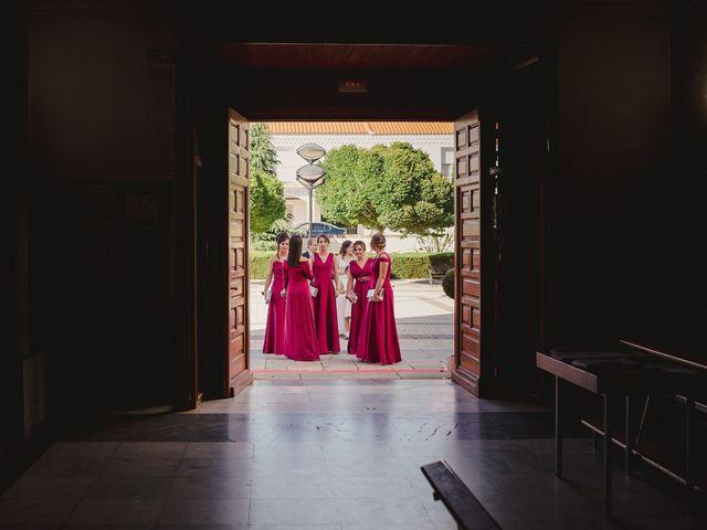 La boda de Rubén y Flor en Puertollano, Ciudad Real 40