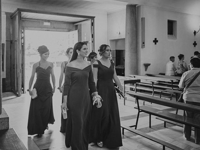 La boda de Rubén y Flor en Puertollano, Ciudad Real 41