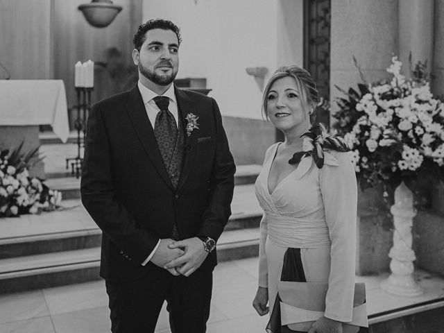 La boda de Rubén y Flor en Puertollano, Ciudad Real 43