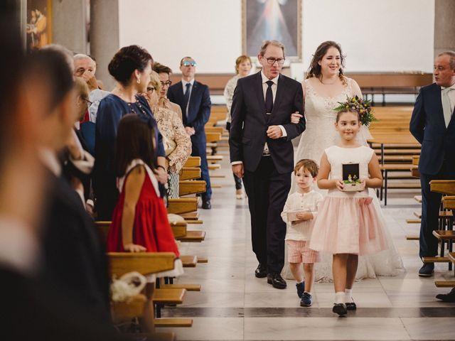 La boda de Rubén y Flor en Puertollano, Ciudad Real 44