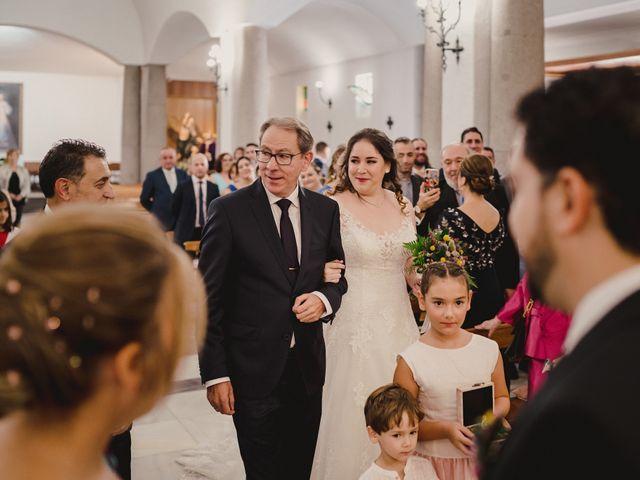 La boda de Rubén y Flor en Puertollano, Ciudad Real 45