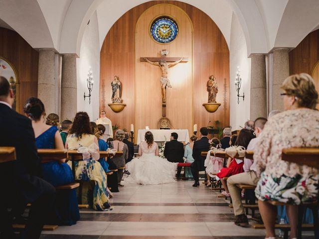 La boda de Rubén y Flor en Puertollano, Ciudad Real 47
