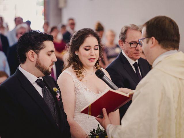 La boda de Rubén y Flor en Puertollano, Ciudad Real 49