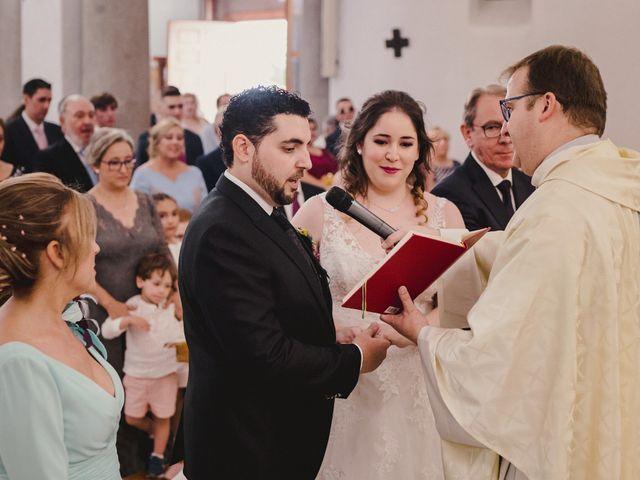 La boda de Rubén y Flor en Puertollano, Ciudad Real 52